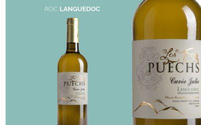 Cuvée Julie AOP Languedoc Blanc sur Prenologie.com