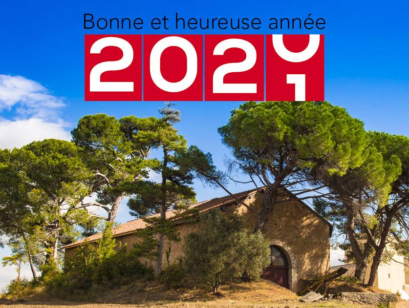 Tous nos voeux pour 2021